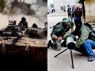 Israel X Hamas: compare o poder bélico